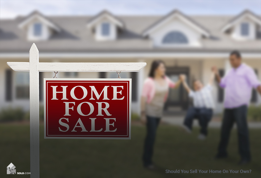 Should You Sell Your Home on Your Own?