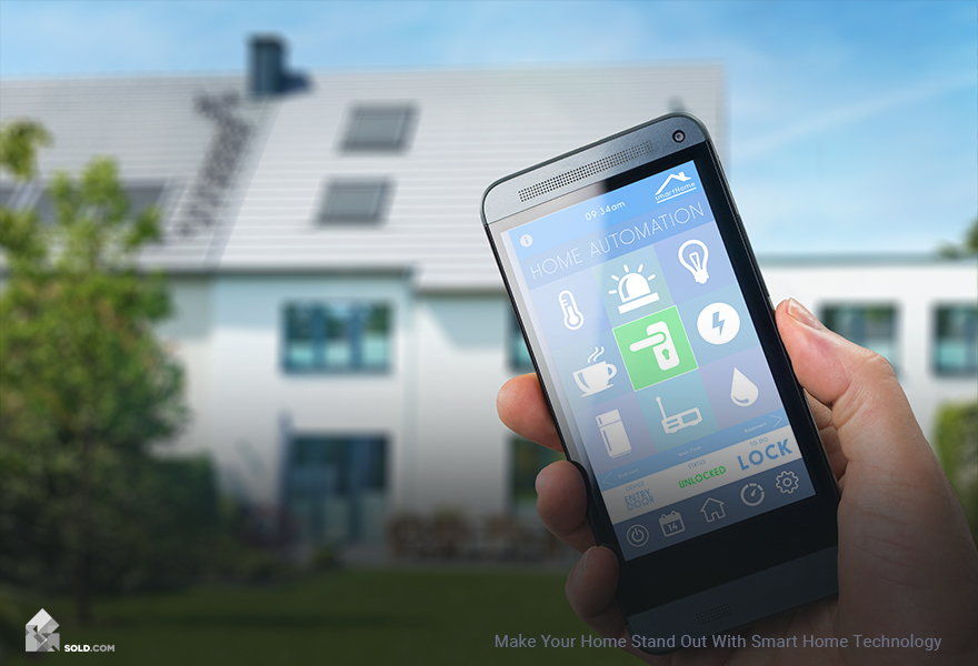 Make Your Home Stand Out with Smart Home Technology