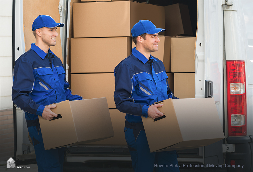 How to Pick a Professional Moving Company
