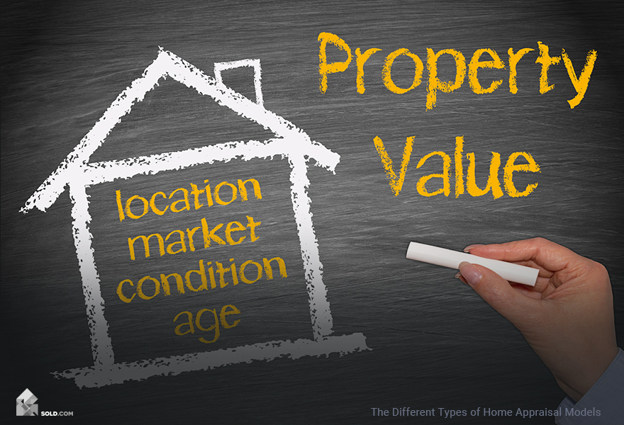 The Different Types of Home Appraisal Models