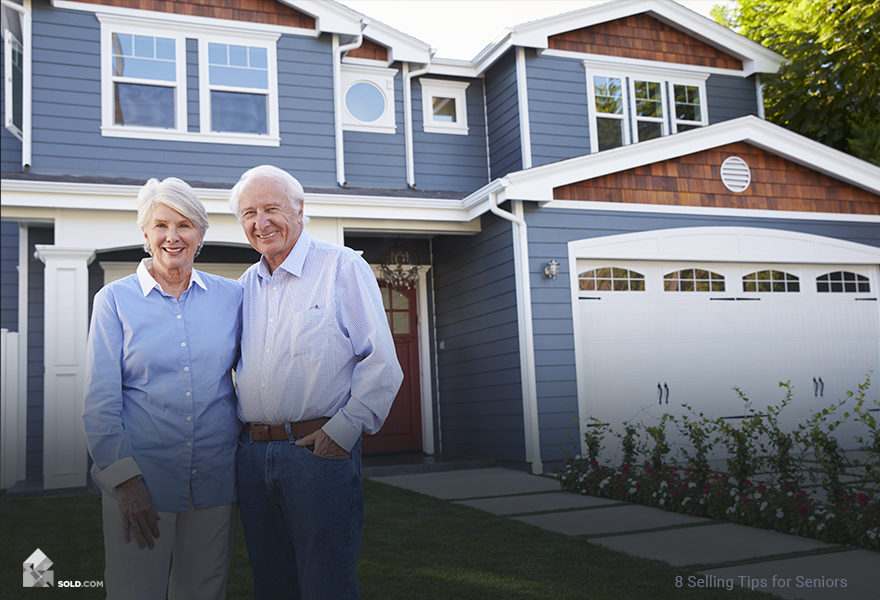 8 Home Selling Tips for Seniors