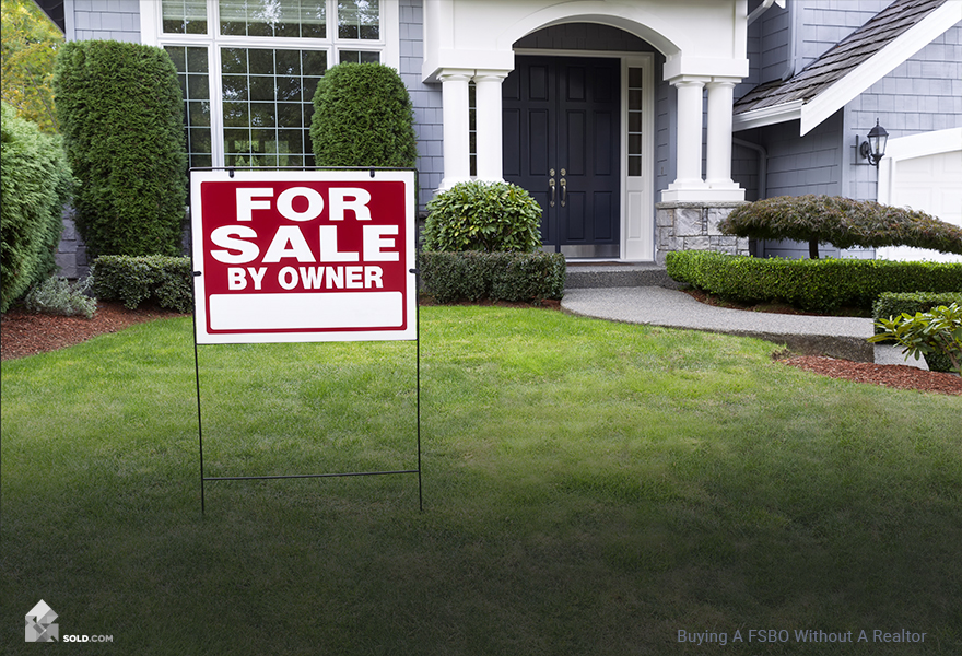 Buying a FSBO Without a Realtor