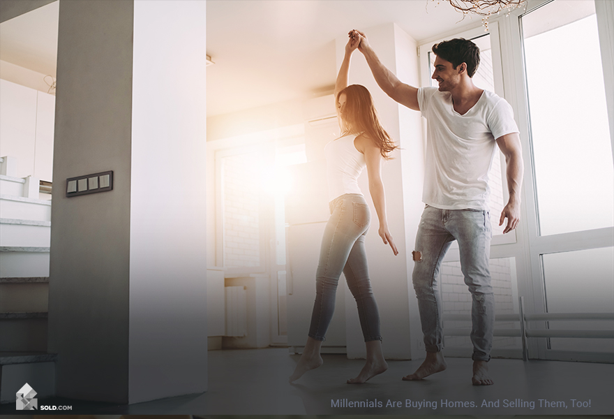 Millennials Are Buying Homes. And Selling Them, Too!