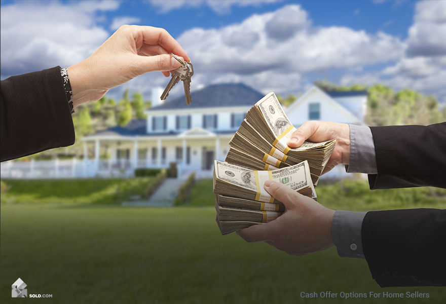 Cash Offer Options For Home Sellers