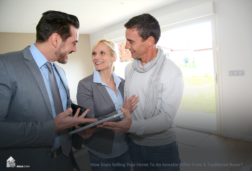 How Does Selling Your Home To An Investor Differ From A Traditional Buyer?