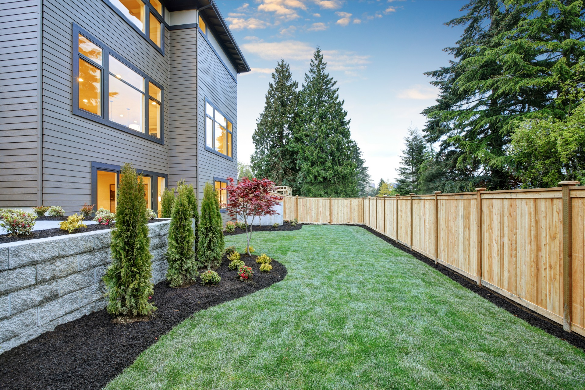 Curb Appeal 101: What About the Backyard?