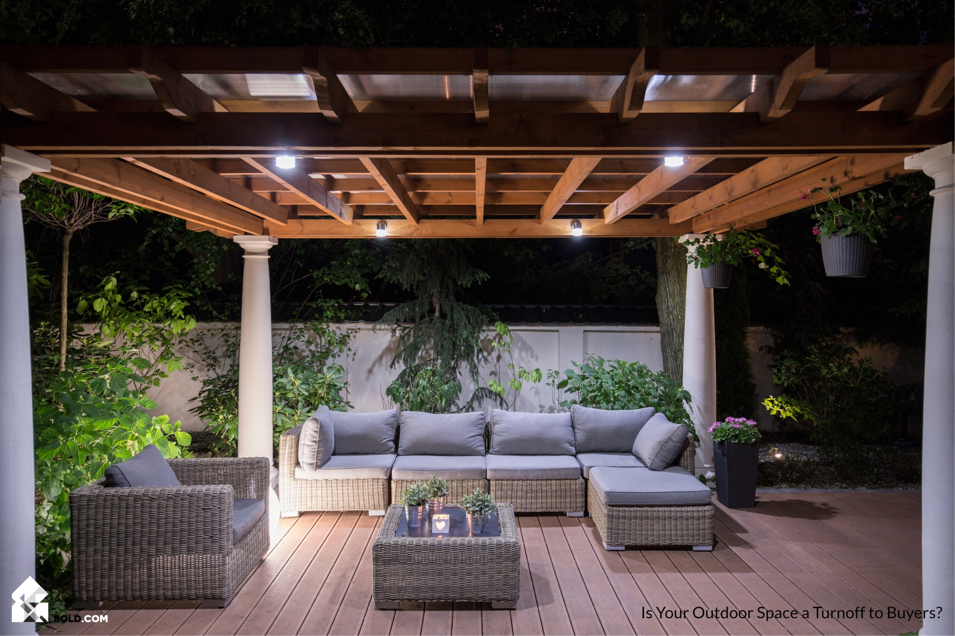 Is Your Outdoor Space a Turnoff to Buyers?