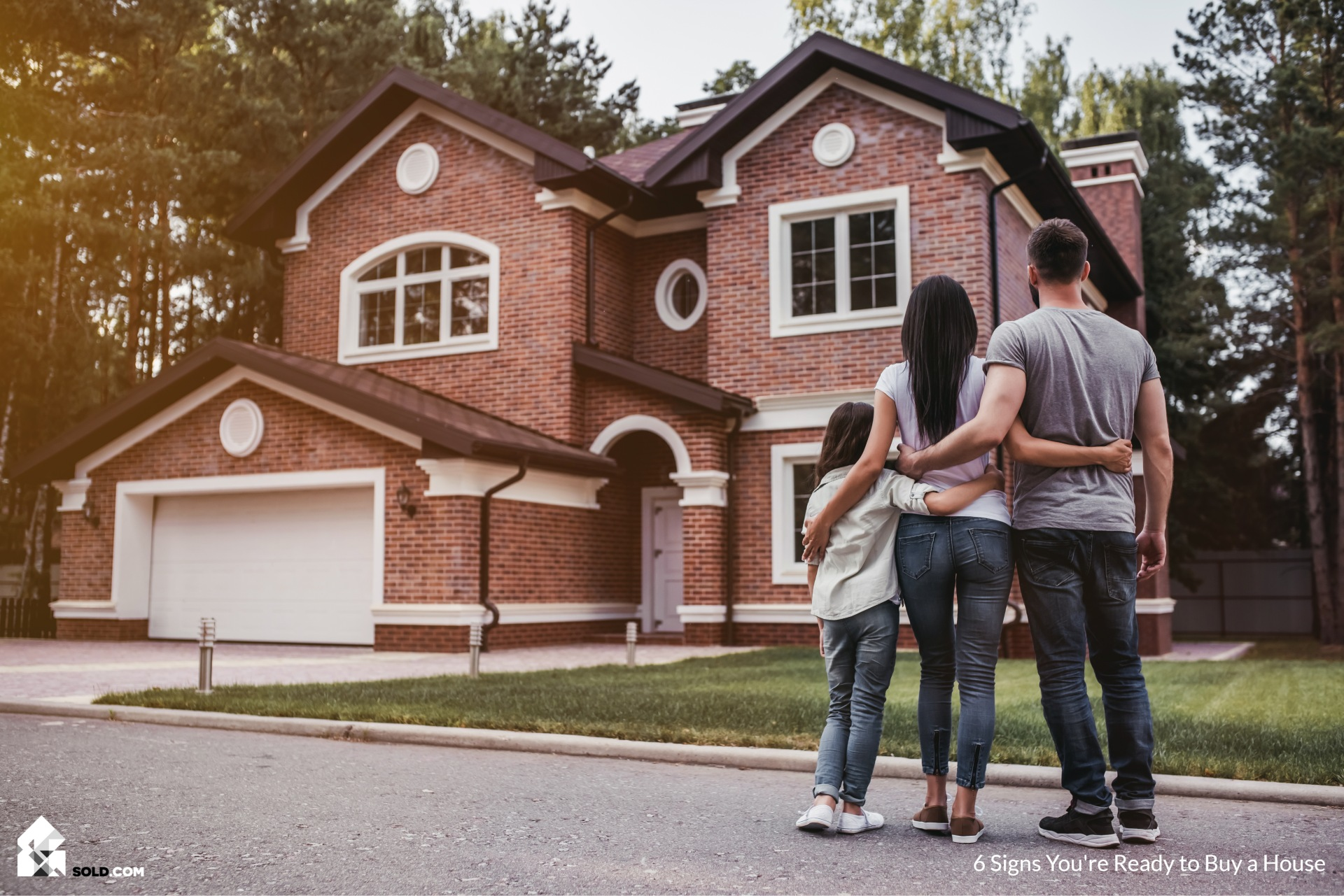 6 Signs You're Ready to Buy a House