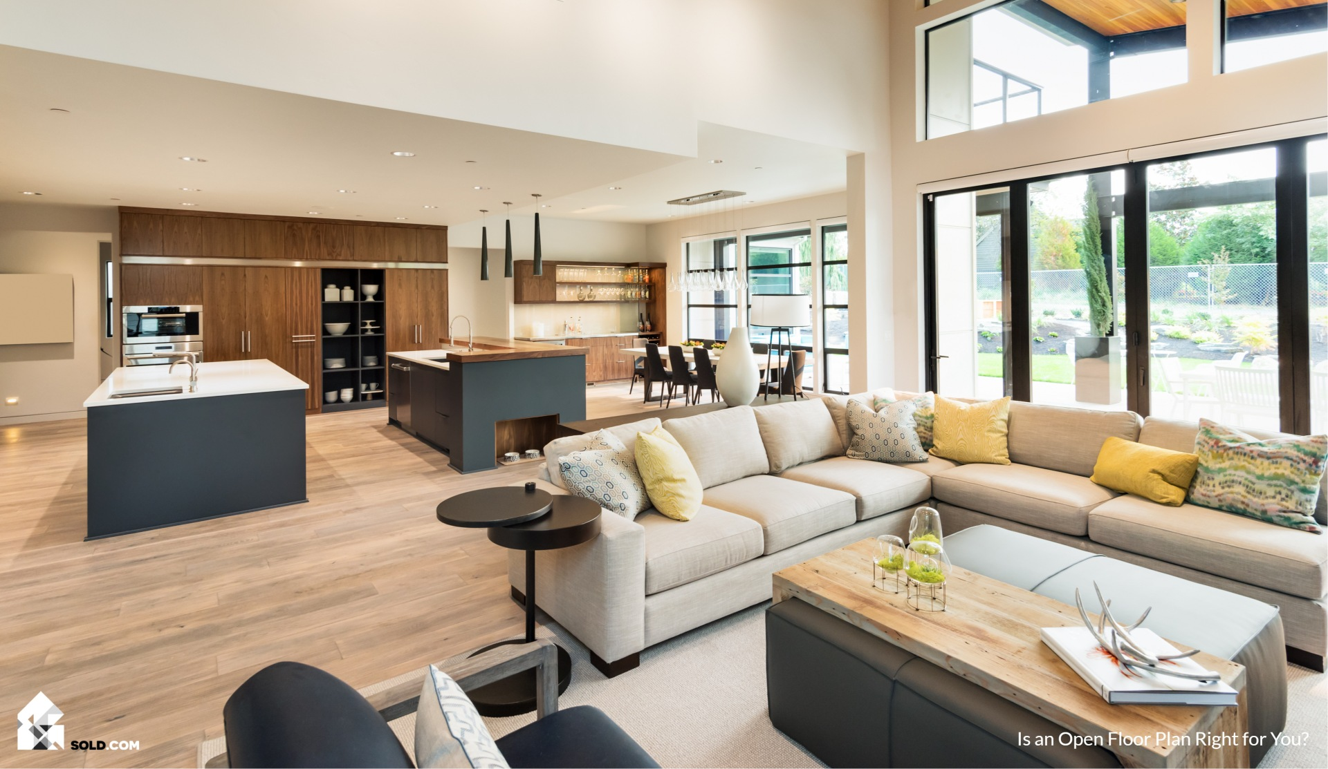 Is an Open Floor Plan Right for You?