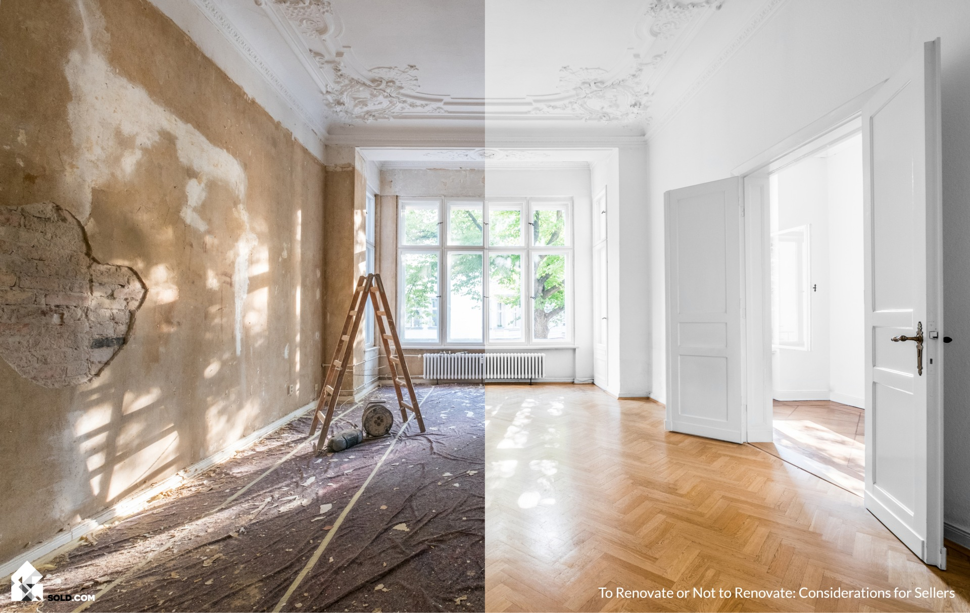 To Renovate or Not to Renovate: Considerations for Homesellers