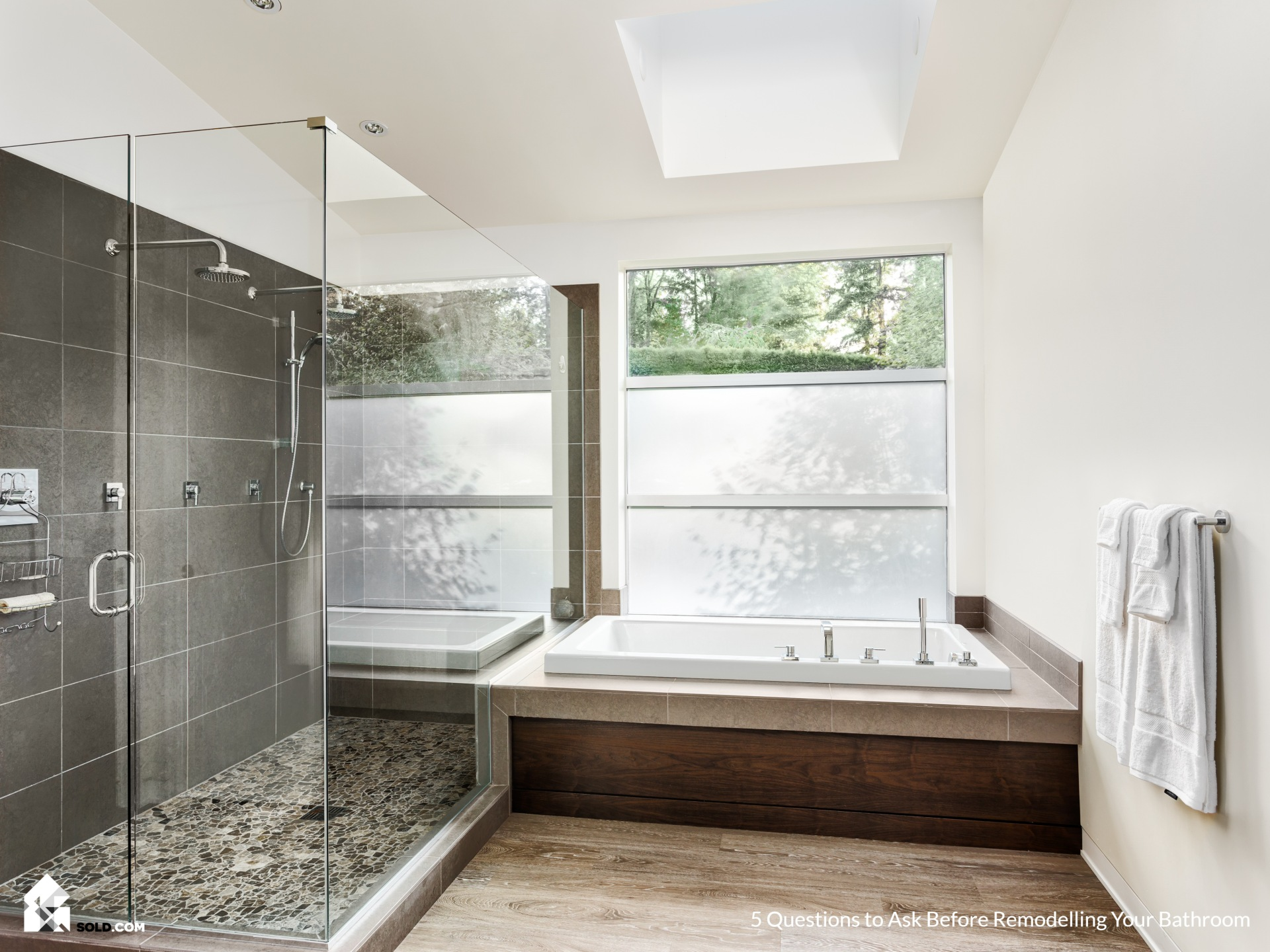 5 Questions to Ask Before Remodeling Your Bathroom