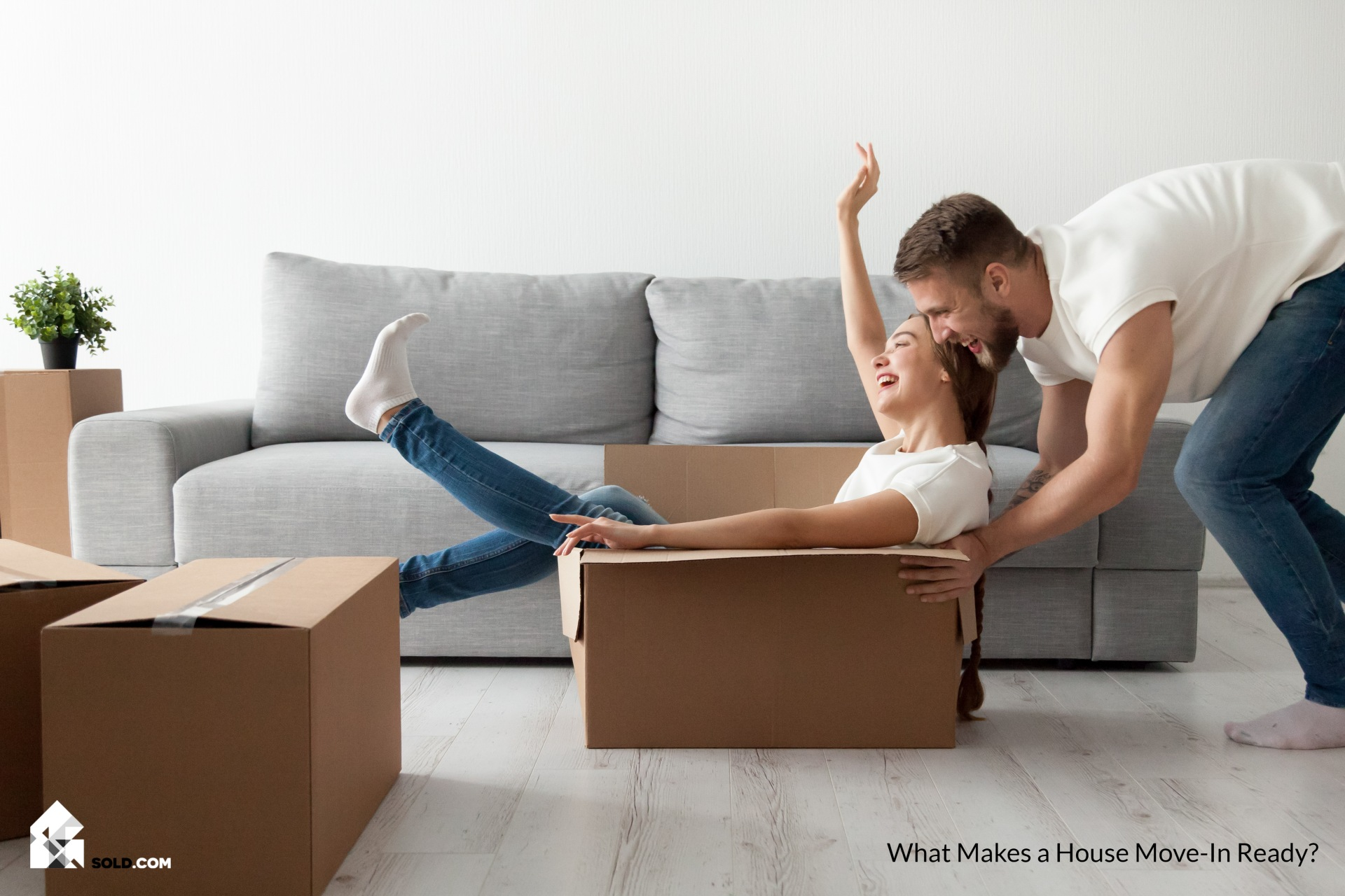 What Makes a House Move-in Ready?