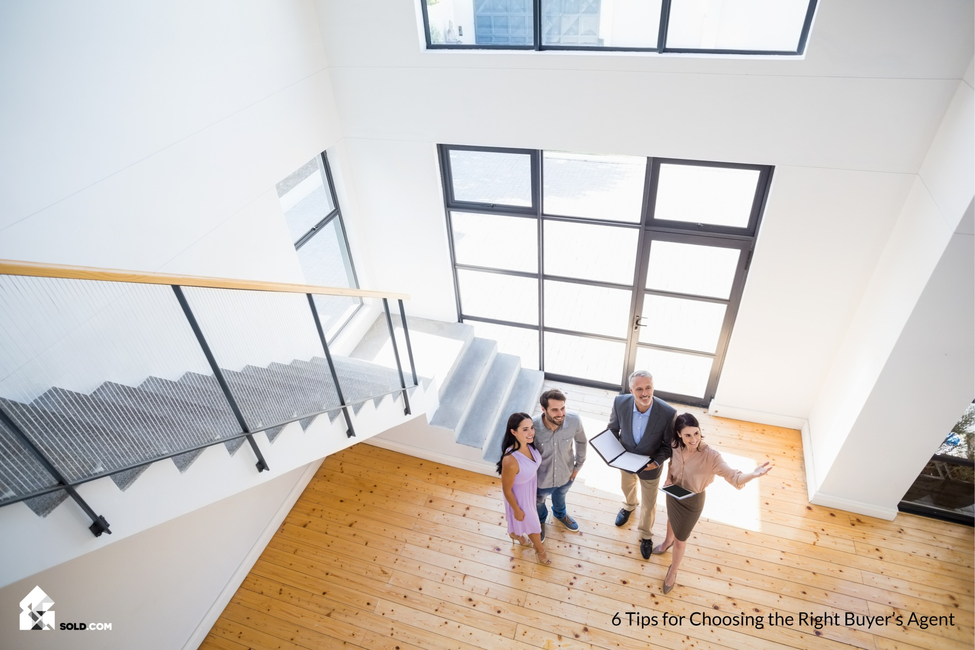 6 Tips for Choosing the Right Buyer's Agent