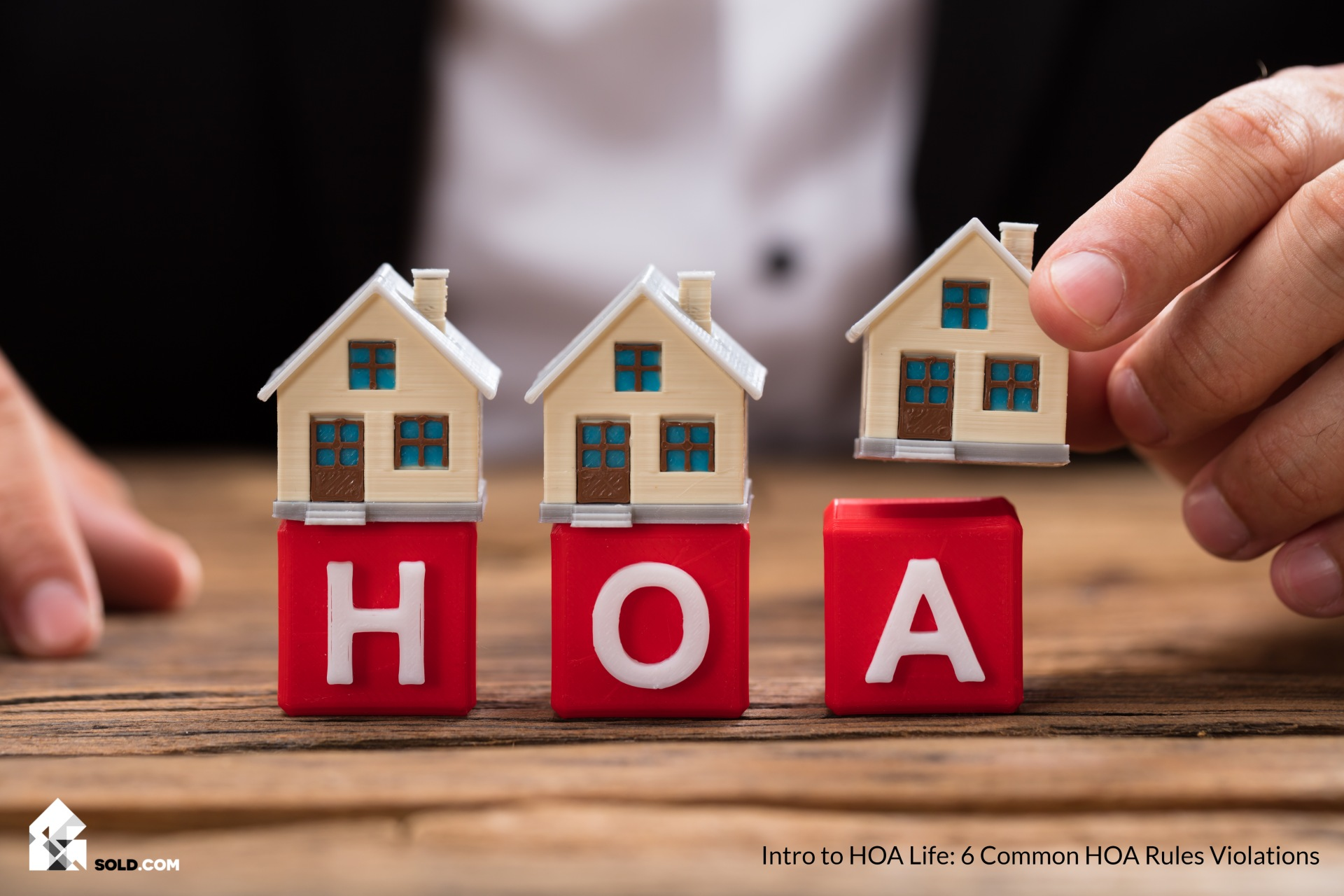 Intro to HOA Life: 6 Common HOA Rules Violations