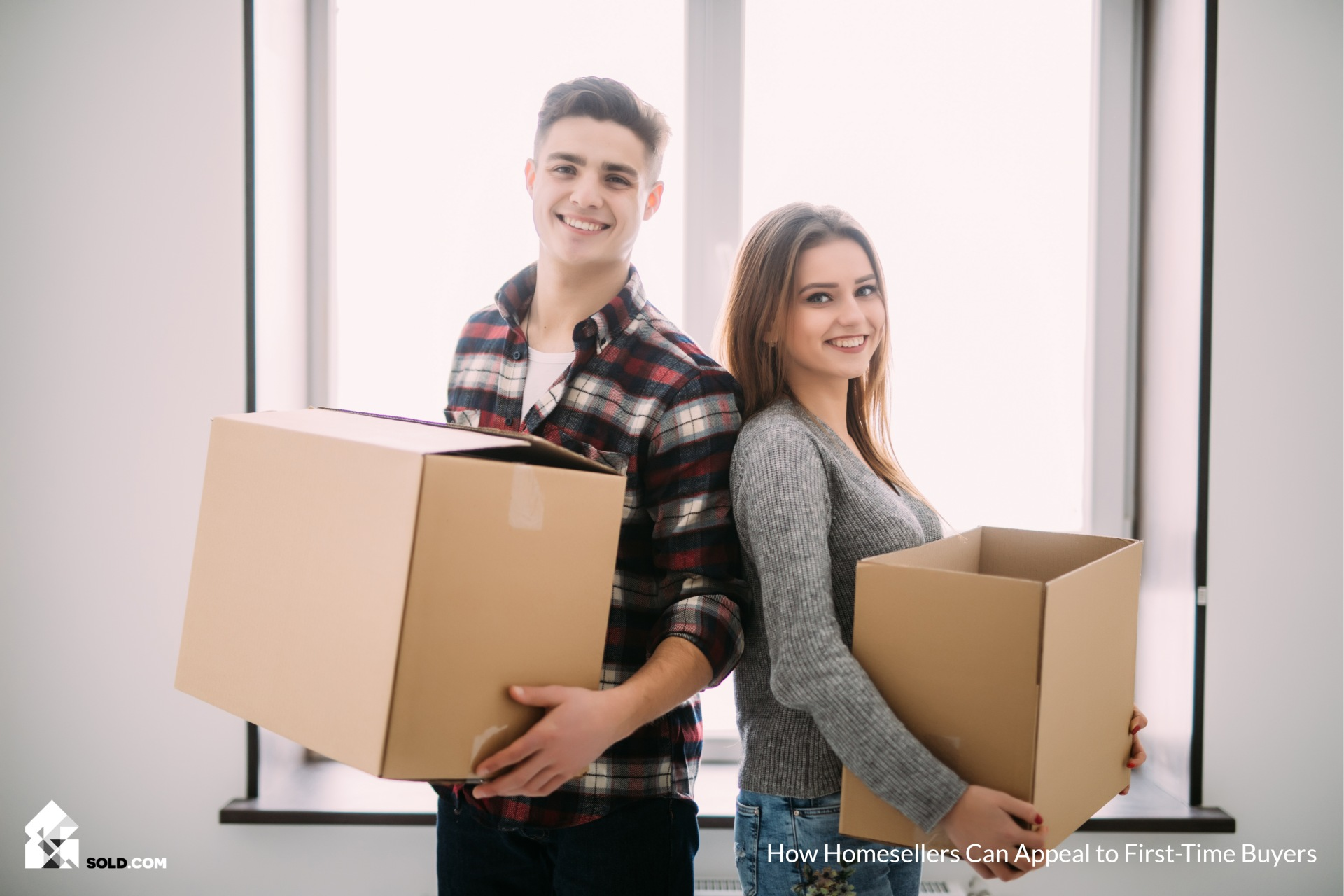 How Homesellers Can Appeal to First-Time Buyers