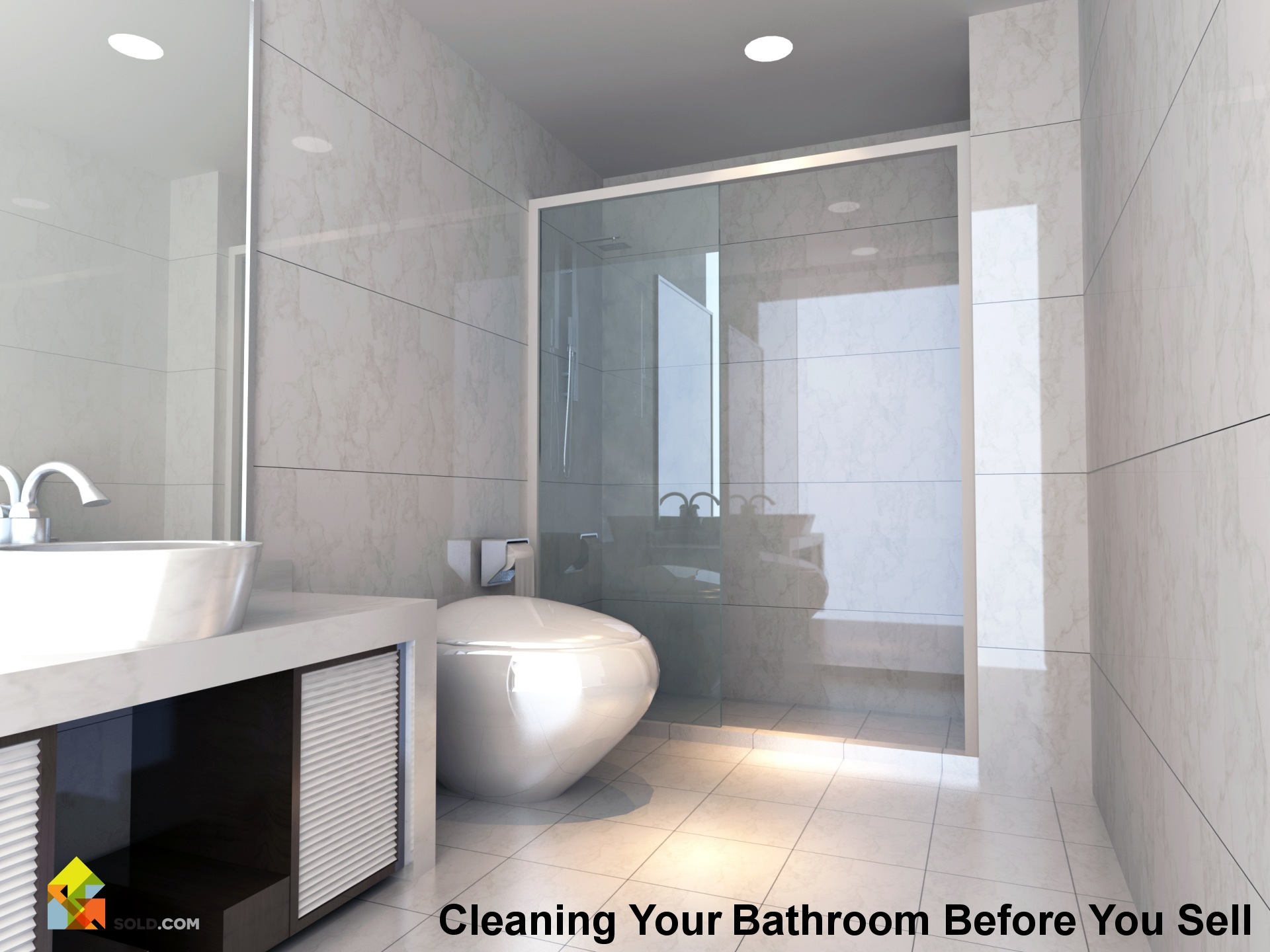 10 Tips for Cleaning Your Bathroom Before You Sell