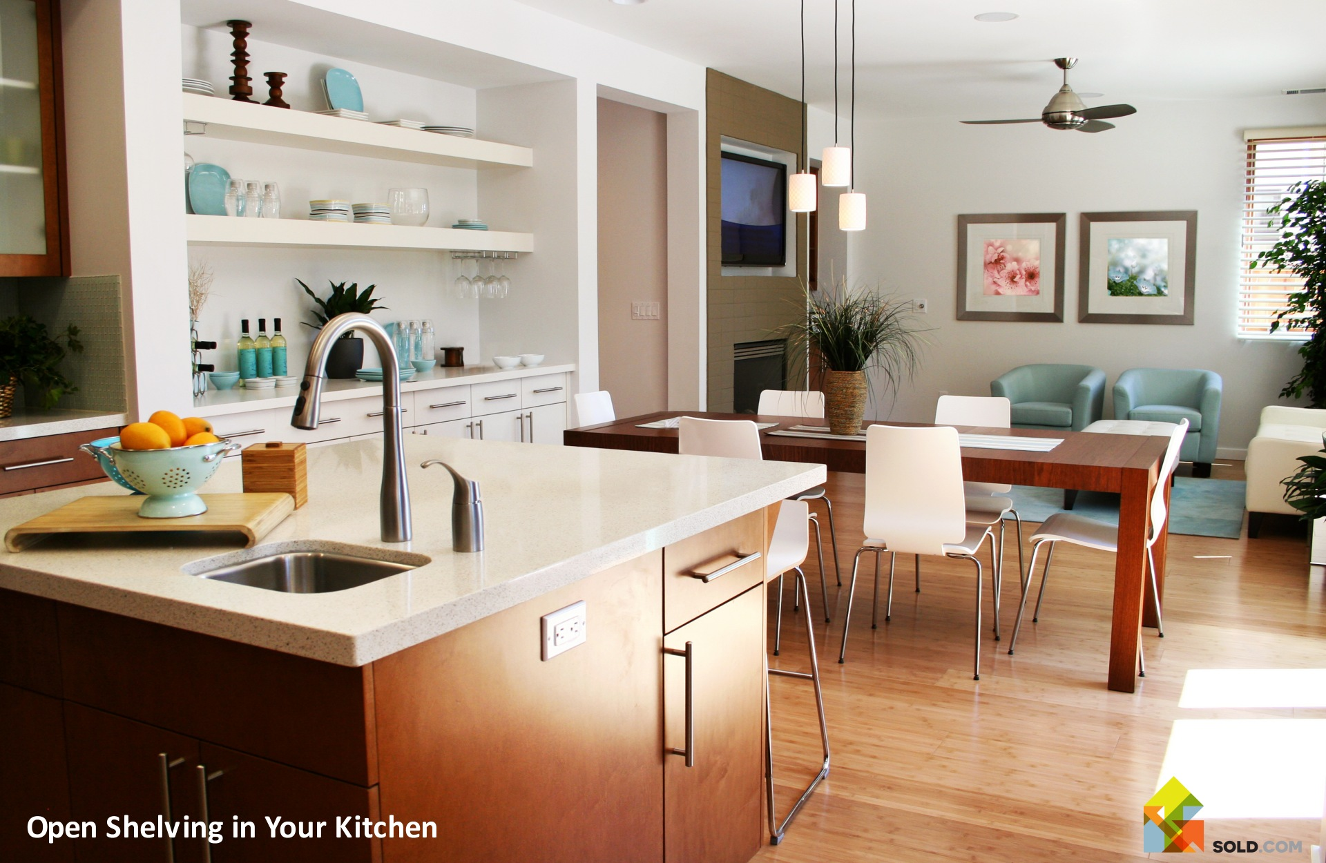 Should You Get Open Shelving in Your Kitchen?