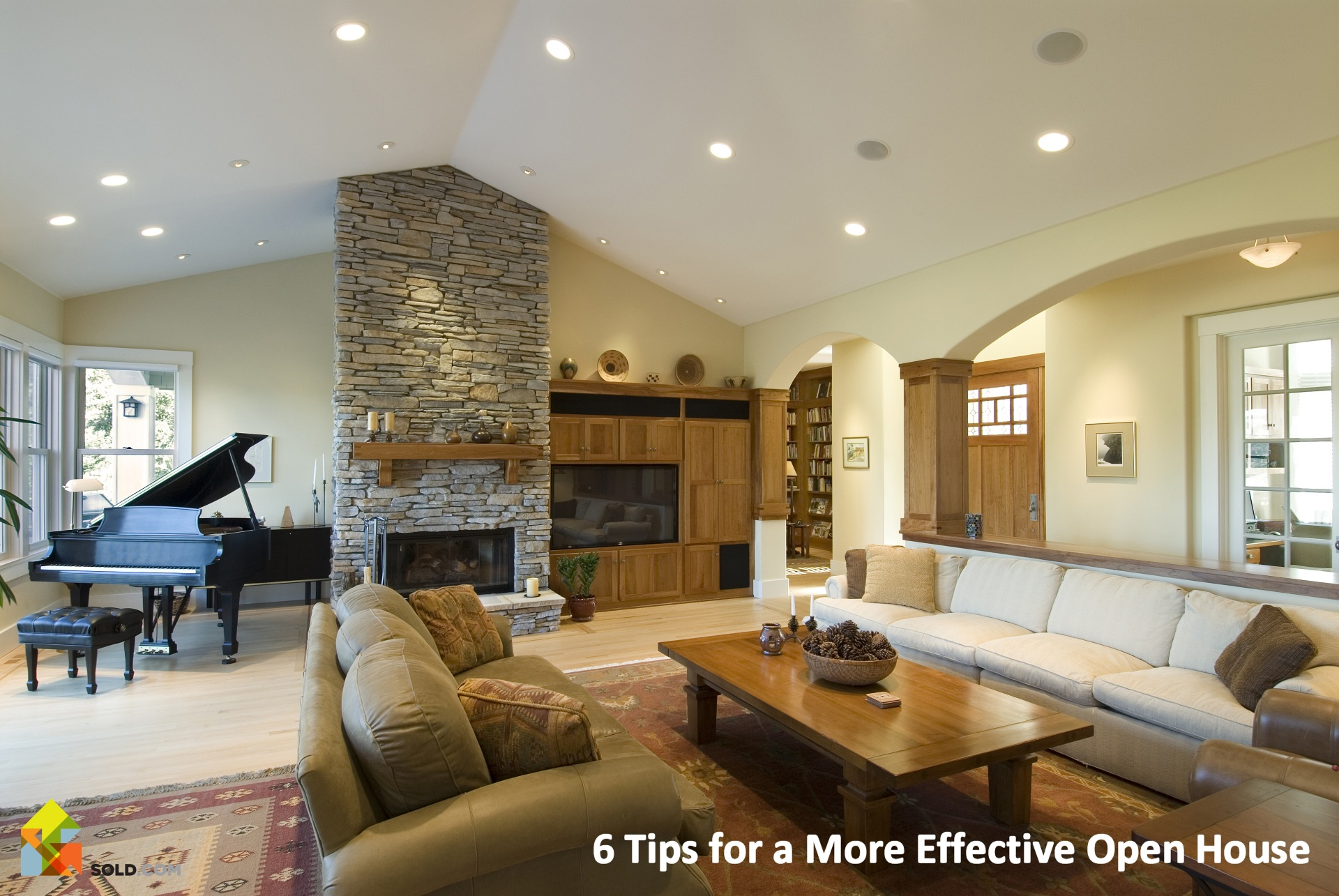 6 Tips for a More Effective Open House