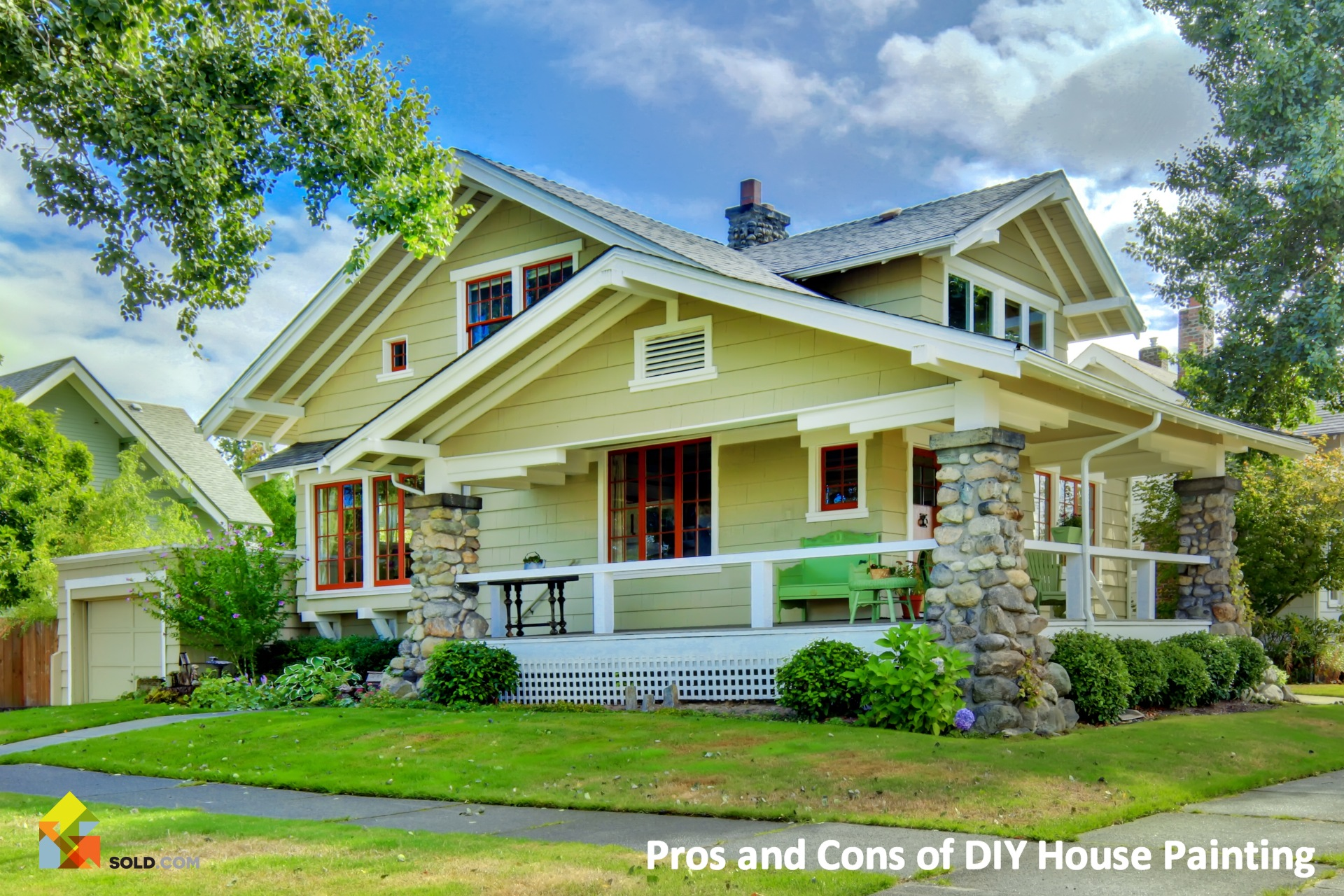 Pros and Cons of DIY House Painting