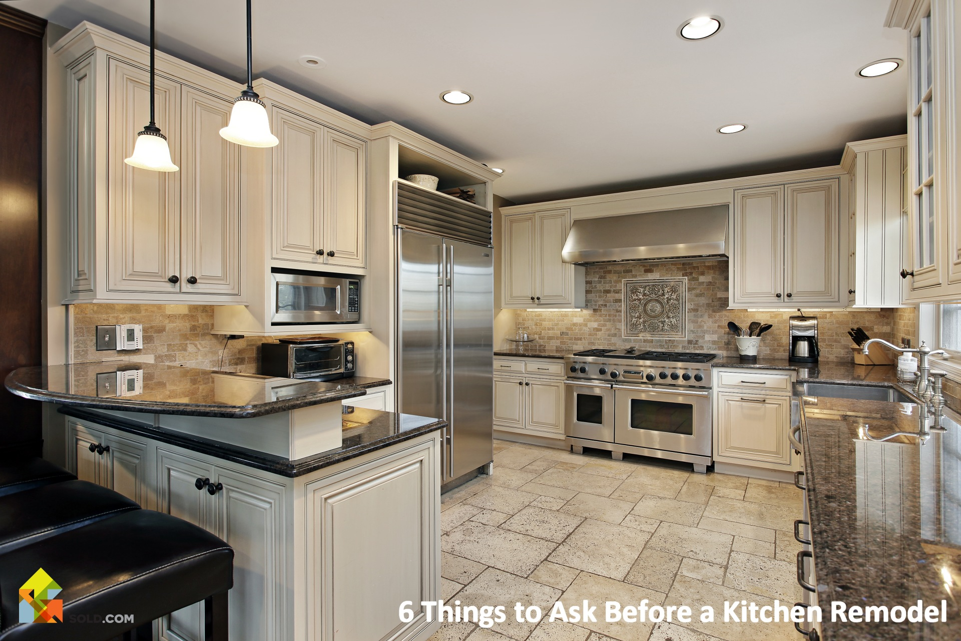 6 Things to Ask Before a Kitchen Remodel