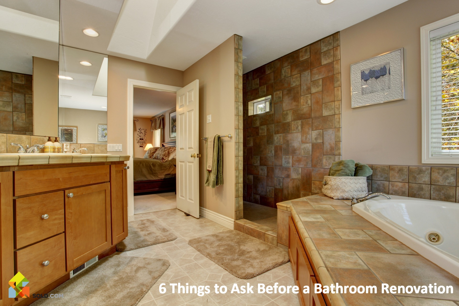 6 Things to Ask Before a Bathroom Renovation
