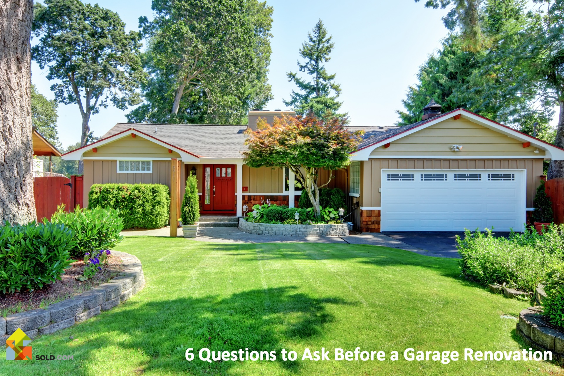 6 Questions to Ask Before a Garage Renovation