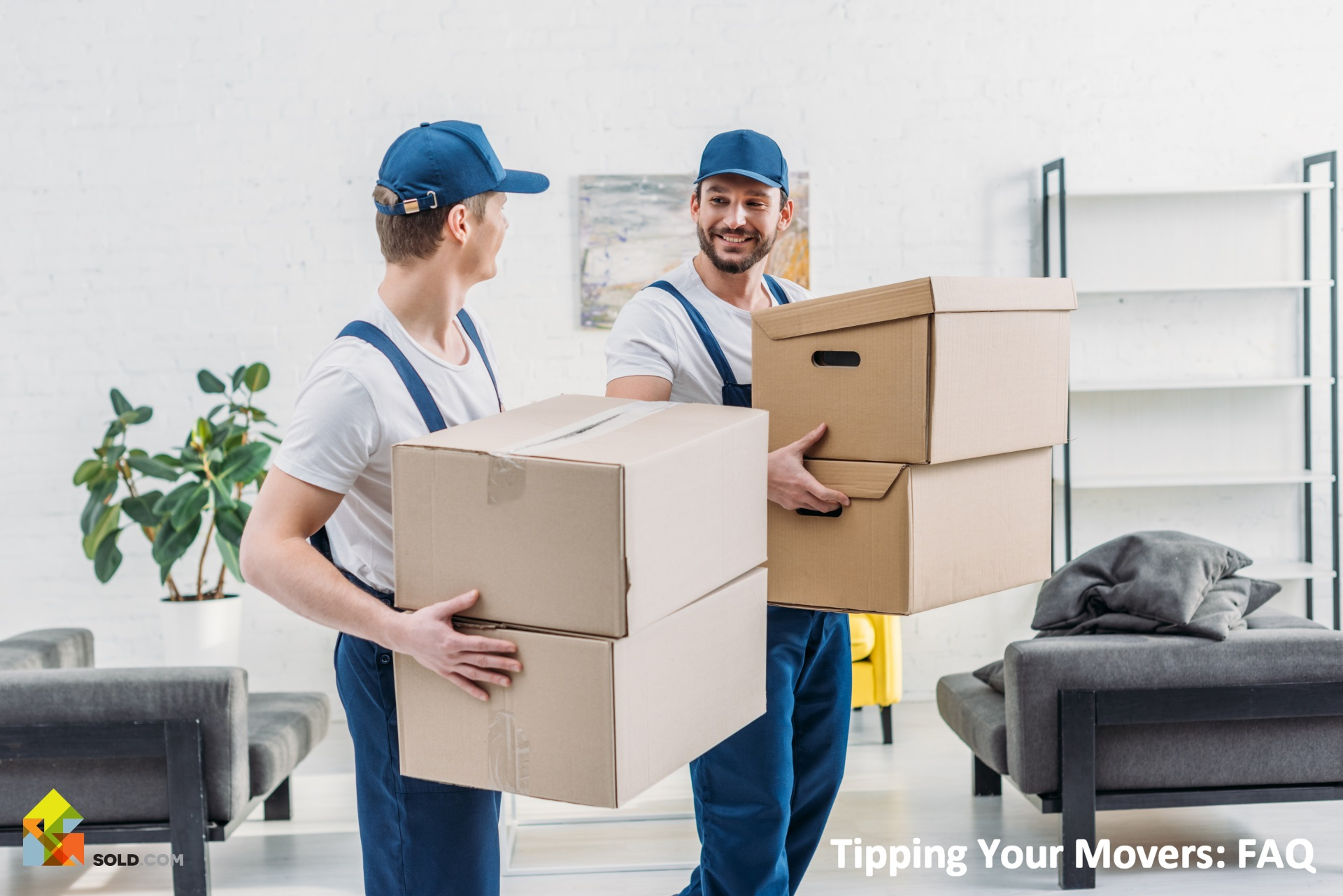 Tipping Your Movers: FAQ